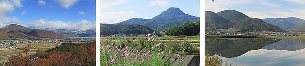 長野県上田市川西地域