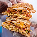 Sriracha Chicken Sandwich