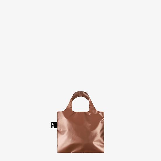 Metallic  Rose Gold Mini Bag
