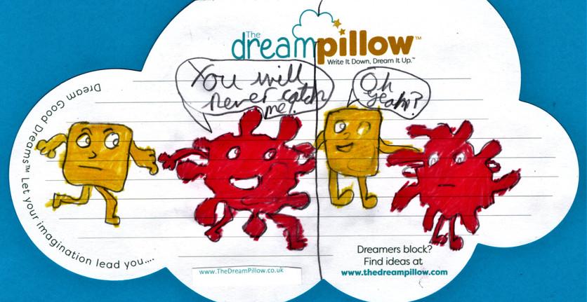 Rachel from Devon sent us this two part dream wish.