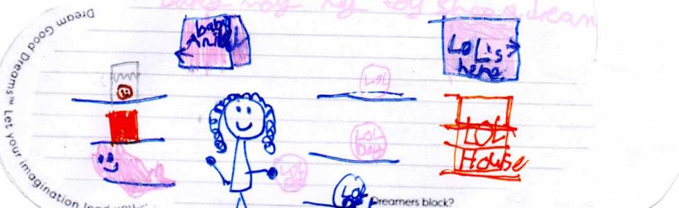 Darcy (7 anni) mostra il sogno del suo negozio di giocattoli ideale che coinvolge molte bambole LOL