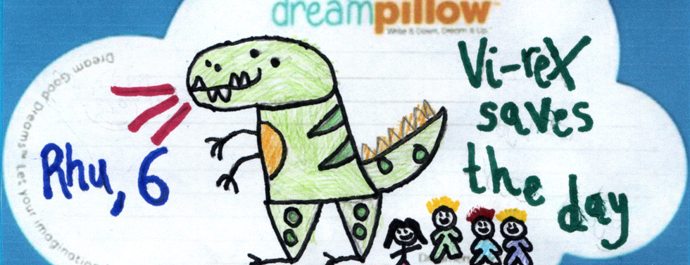 Rhu ci ha mandato questo sogno da Pisa.