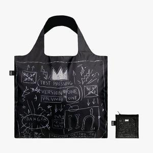 LOQI JEAN MICHEL BASQUIAT Crown Bag Trave