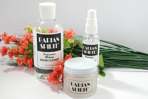 Desinfectante y limpiador de brochas Parian Spirit