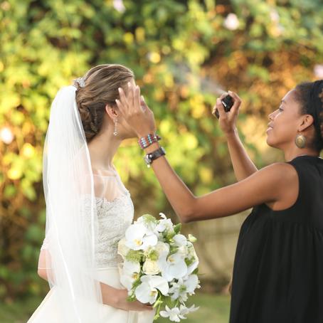 Los Si y No a la hora de elegir al maquillador para tu boda