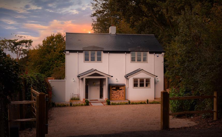 (High-Res) Garden Cottage, Goodmans Furz