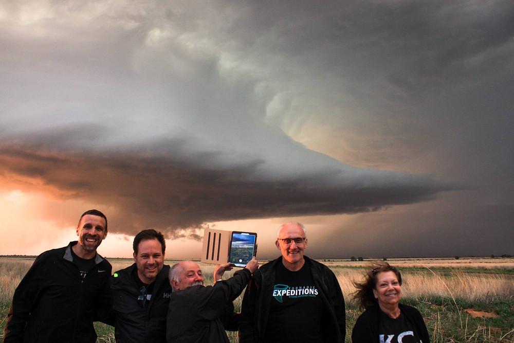storm chasing tour 2
