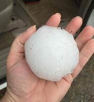 Oklahoma Hail