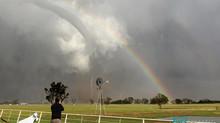 April 23, 2021 - NW Texas Tornado Insanity!