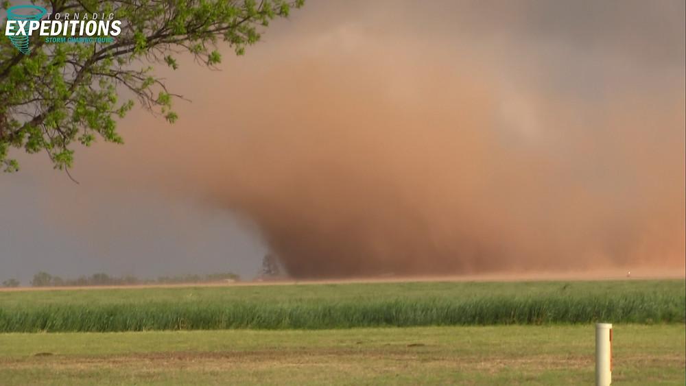 April 23, 2021 Texas Tornadoes