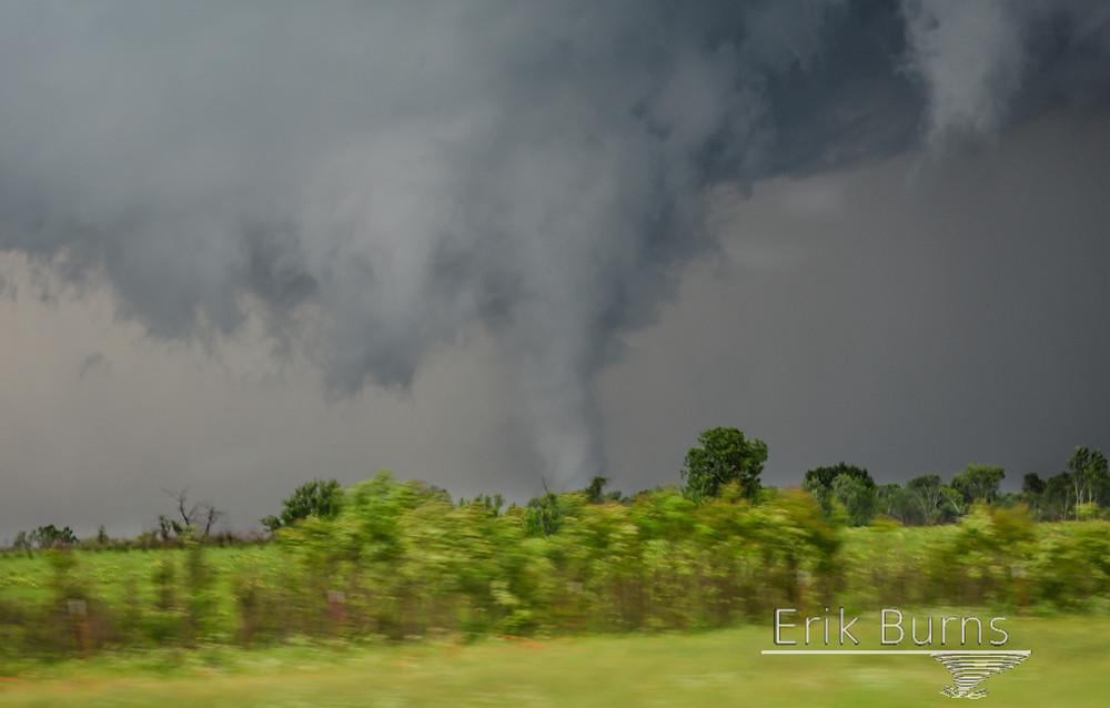Hugo Sawyer Oklahoma Tornado