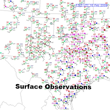 Weather Surface Observations