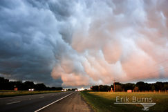 Texas Shelfcloud