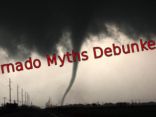Five Tornado Myths Debunked
