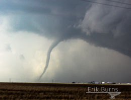 Kansas Tornado Rope Out