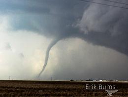 Kansas Tornado Rope Out