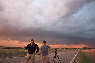 Kansas On Call Storm Chasing Tour