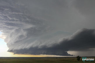 Northern Plains Storm Chasing