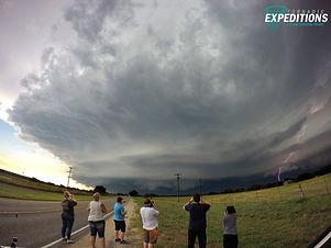 San Angelo Texas Lightning Supercell 2 W