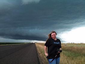 Storm Chasing Vacation