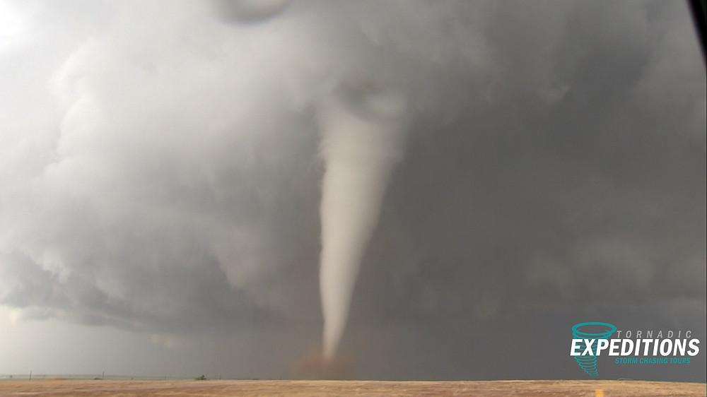 NW Texas Tornado Outbreak