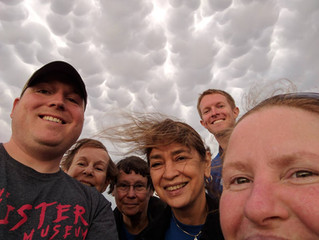 Violent Skies - Tour 7 - Girls Know How to Have Fun!