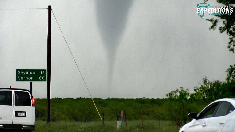 Seymour Texas Tornado 2