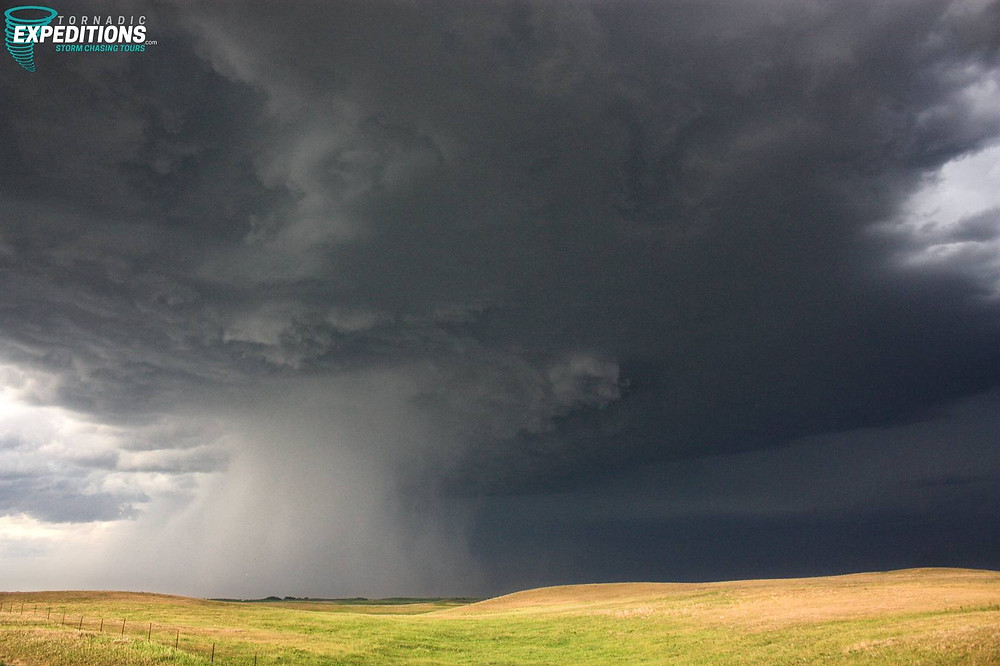North Dakota Supercell