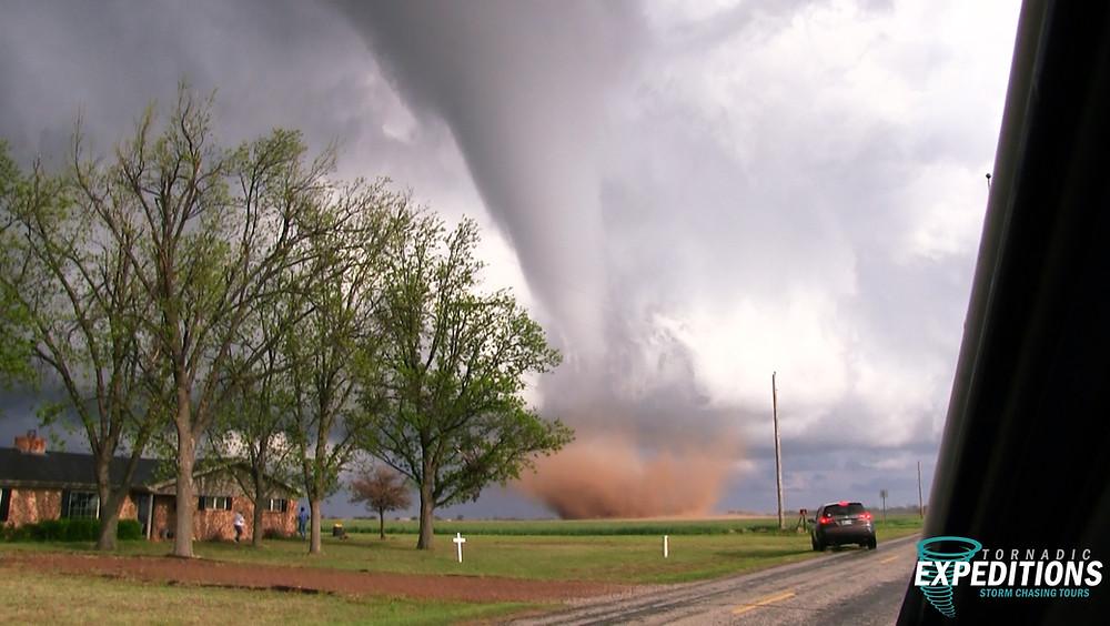 Lockett Texas Tornado