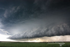 Montana Shelf Cloud