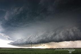 Montana Shelf Cloud