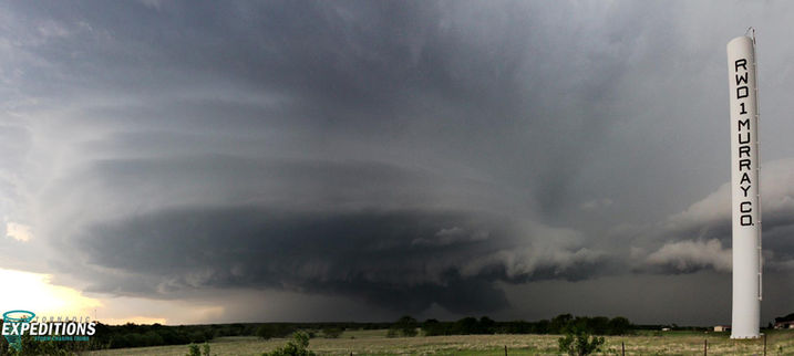 Murray County Supercell