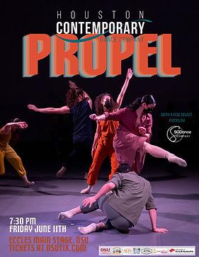 Houston Contemporary PROPEL6 with dsu lo