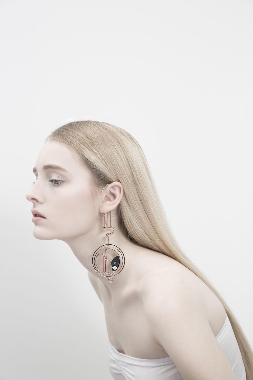 The Sway . Ear Chandelier