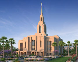 Red Cliffs Utah Temple (Official website