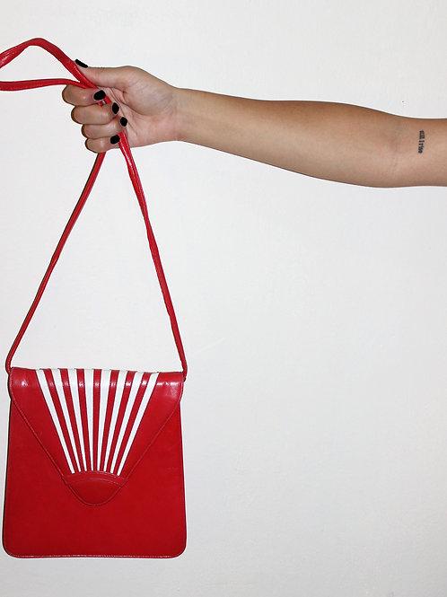 Art Deco Cherry Bag