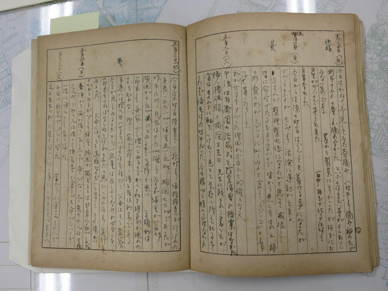 昭和19年の日記