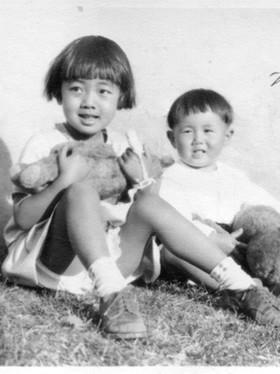 Akiko (4 years old)