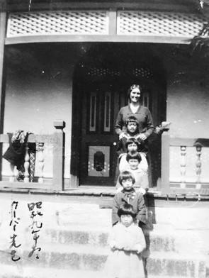 Ms. Cooper at Jogakuin Prime School