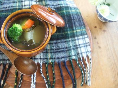 冬のコトコトスープ