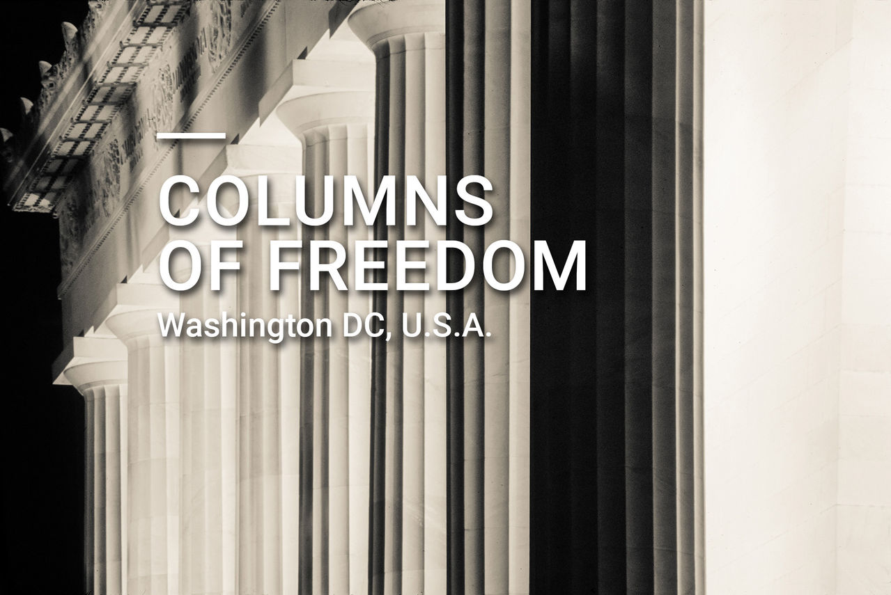 COLUMNS OF FREEDOM SERIES