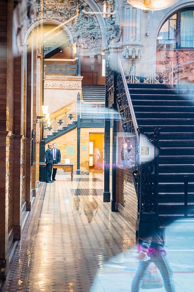 J. F. Sebastian's apartment @ Bradbury Building