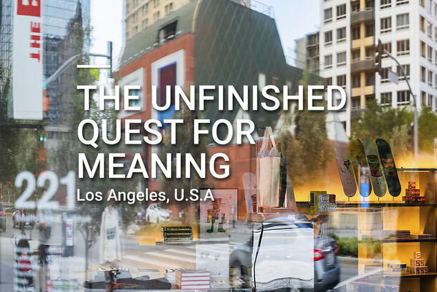 THE UNFINISHED  QUEST FOR  MEANING | LA