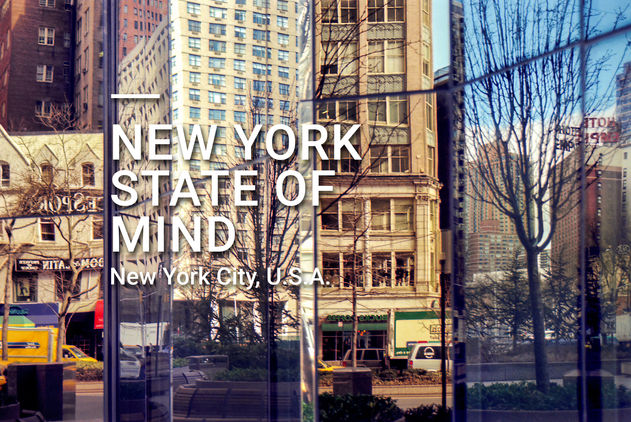 NEW YORK STATE OF MIND SERIES