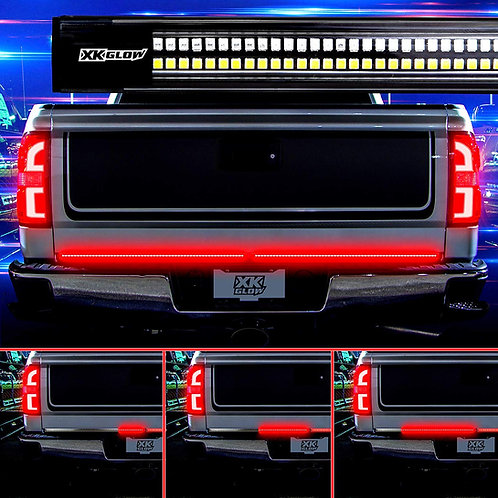60INCH TRUCK TAILGATE LED LIGHT BAR WITH SEQUENTIAL TURN SIGNAL
