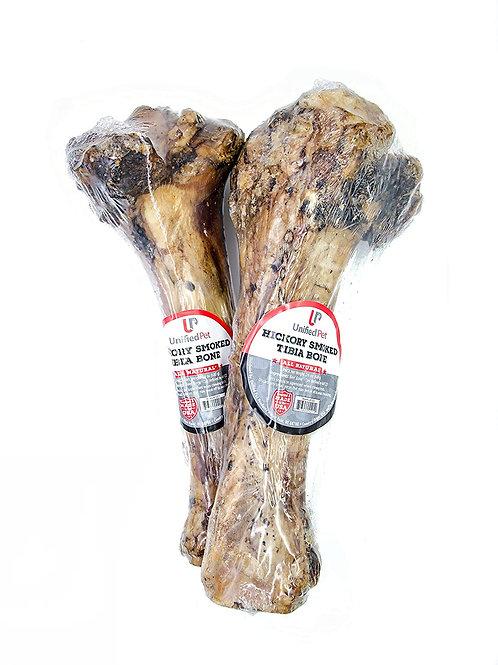 Beef Tibia Bones - (2 Count)