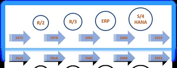 SAP S/4 HANA ERP Tarihçesi