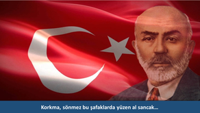 TeamPro olarak İstiklal Marşı'nın kabulünün 99. yıl dönümünü kutlarız.