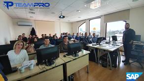 TeamPro  ve SAP TR işbirliğiyle Türk Hava Kuvvetleri bünyesinde Fiori eğitimlerimiz devam ediyor.