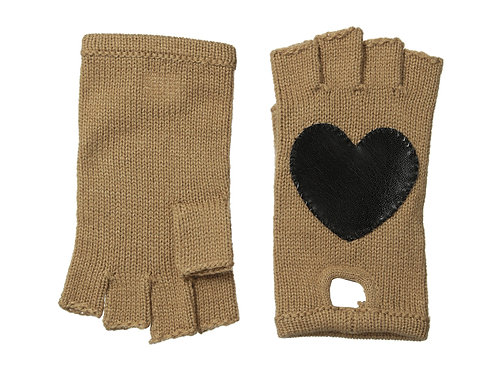 BCBGeneration Heart Patch Driving Gloves